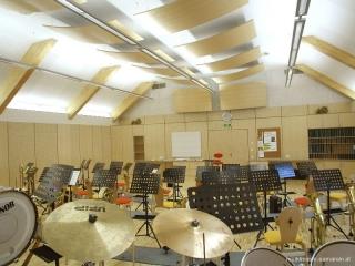 Musikheim-über-Schlagwerk
