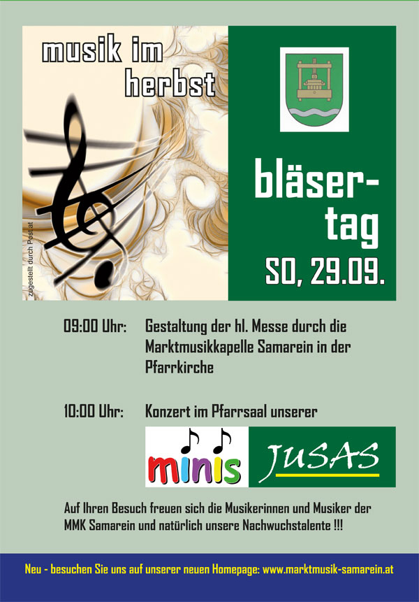 Konzert 2013 MINIS und MMK